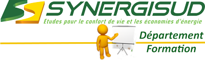 Logo Synergisud - Département Formation